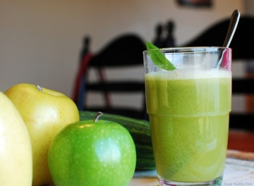 Nutritional Value of Green Apple Juice